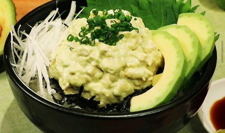 マツコの知らない世界のアボネギ丼レシピ