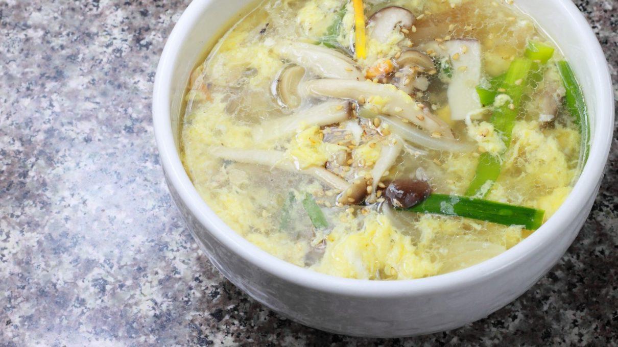 王様ブランチ スープレシピ