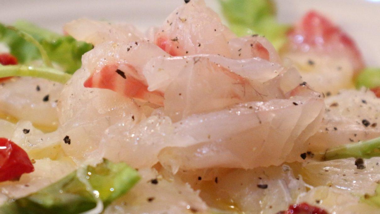 あさイチの鯛のサラダ青ねぎソースレシピ