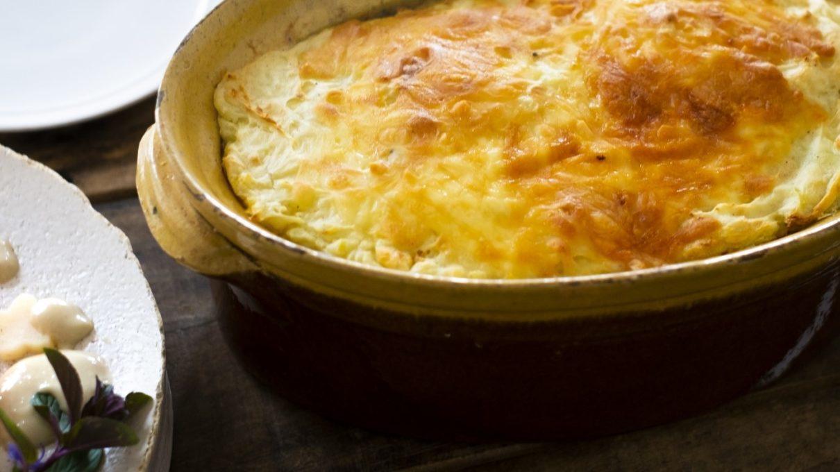 ジョブチューンの白菜とロースハムのグラタンレシピ