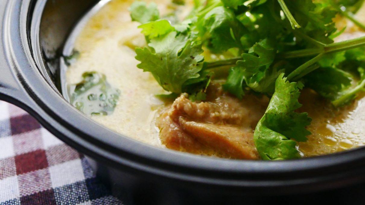 あさイチの里芋と鶏手羽のココナツミルク煮レシピ