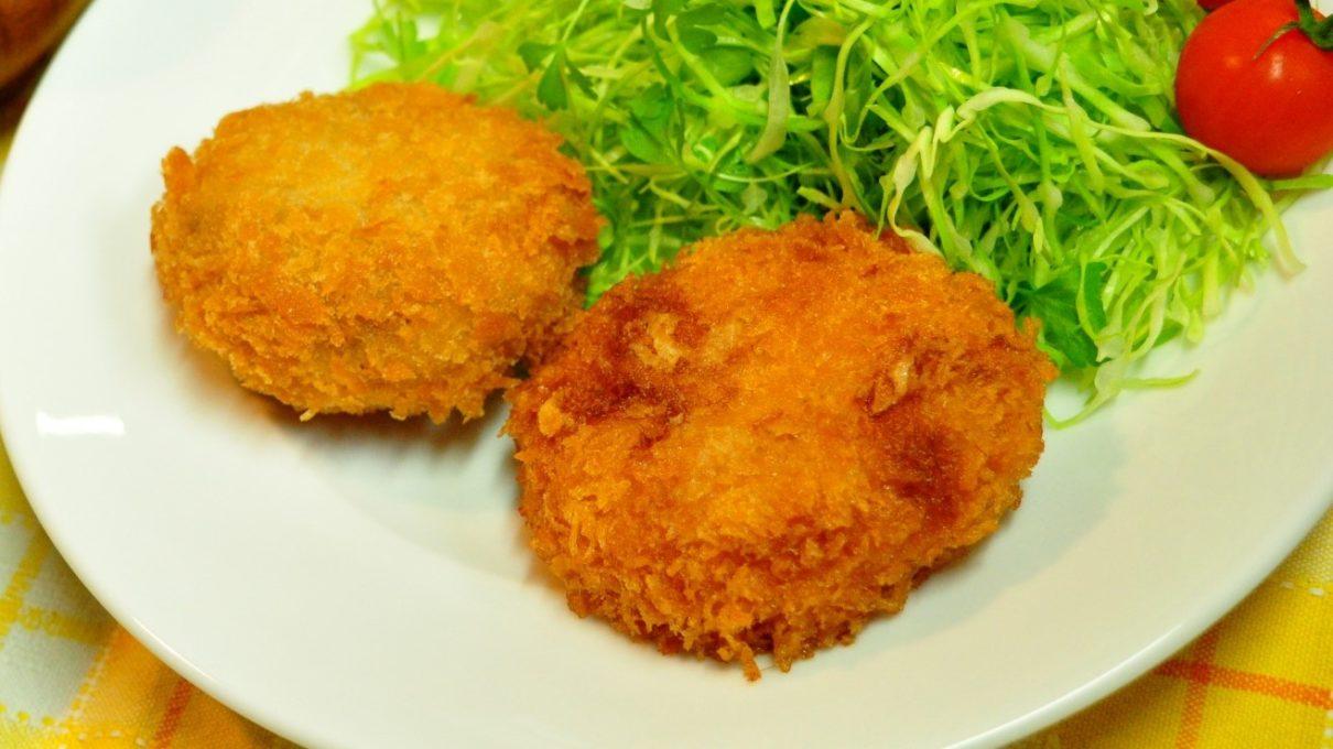 ジョブチューンの白菜メンチレシピ