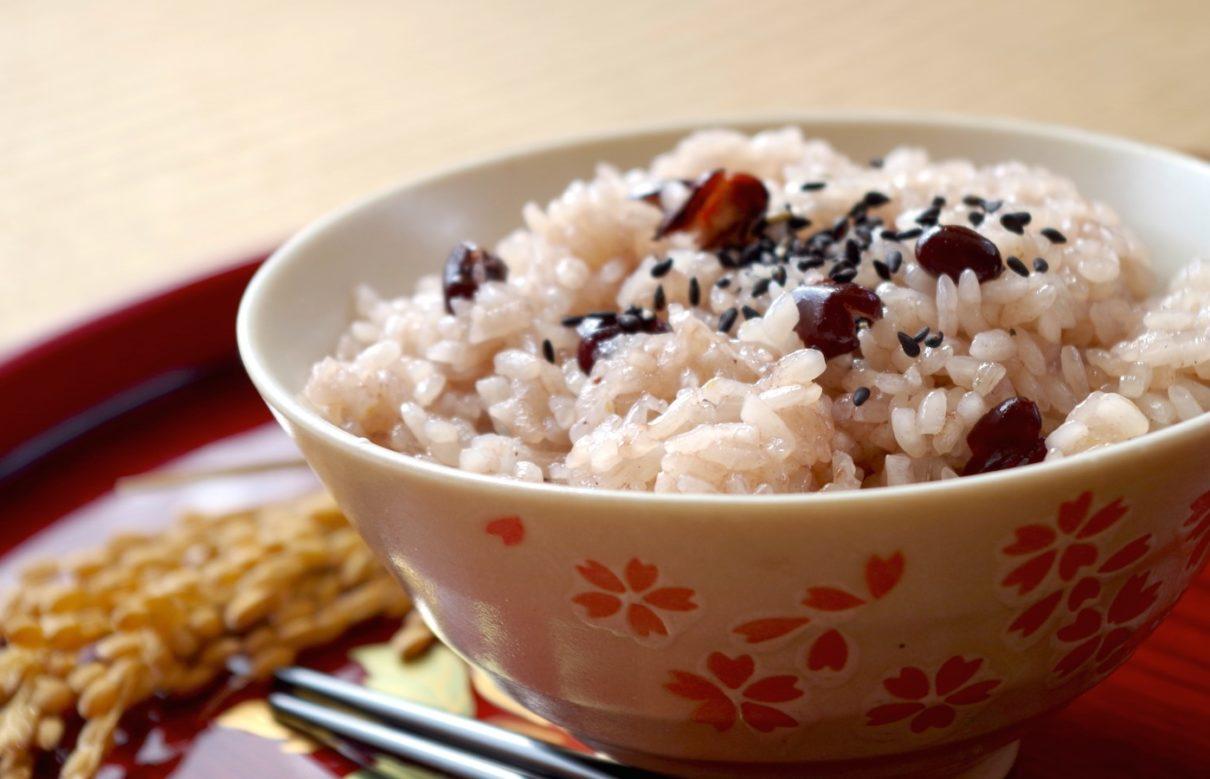あさイチの煮小豆で赤飯レシピ