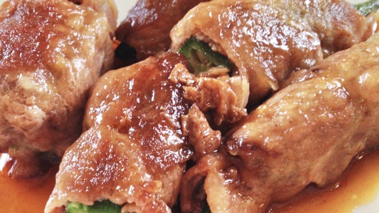 あさイチのねぎ豚巻きレシピ
