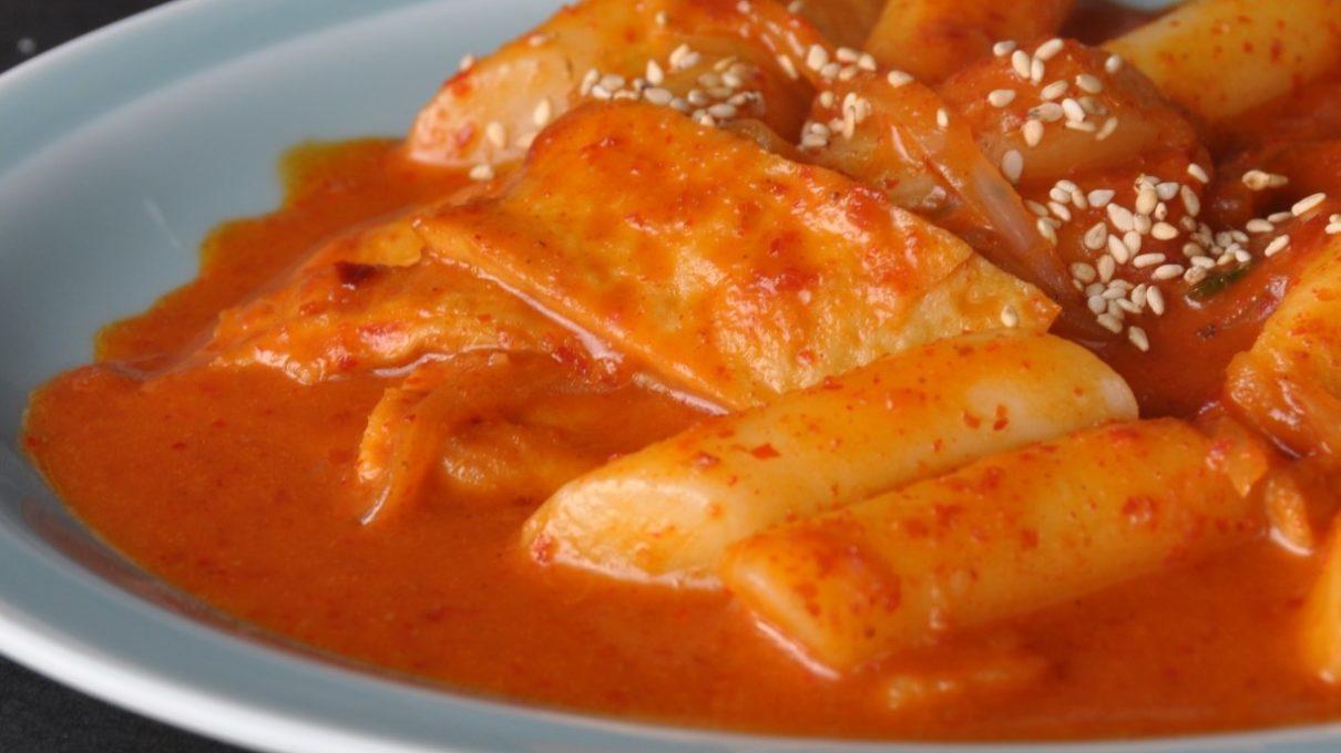 ヒルナンデスの韓国風トッポギカレーレシピ