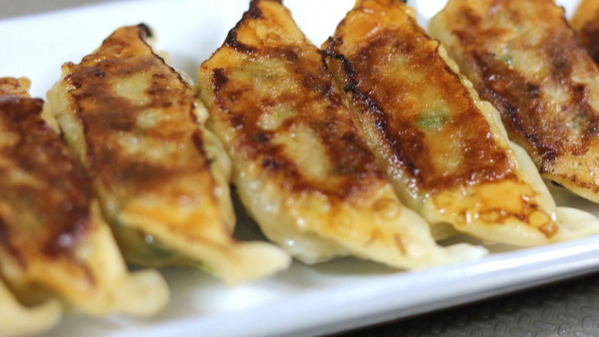 沸騰ワードの牡蠣餃子レシピ
